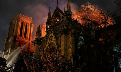 Picture of Notre-Dame Cathedral